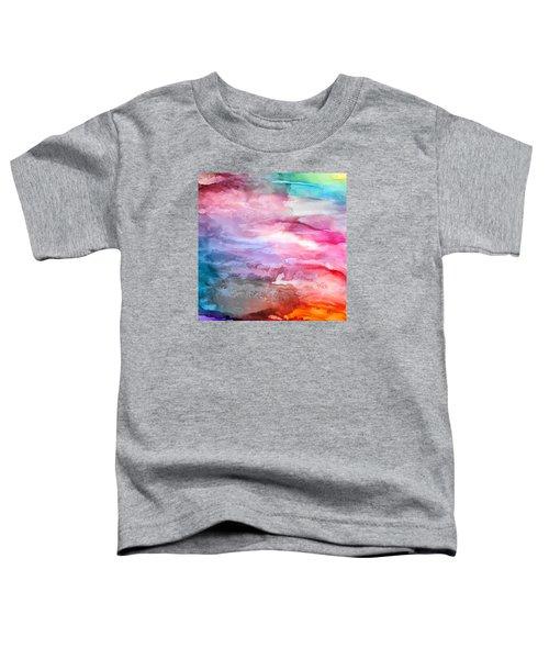 Skies Emotion Toddler T-Shirt
