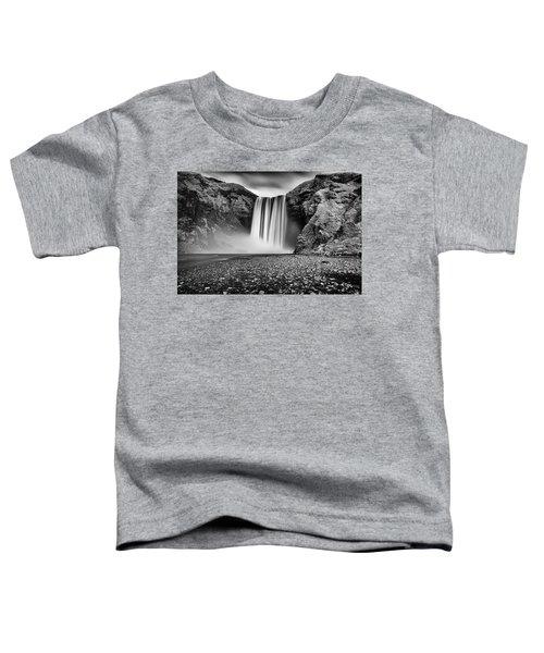 Skogafoss Toddler T-Shirt