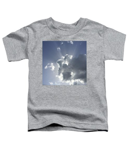 Sky Elephant And Friends Toddler T-Shirt
