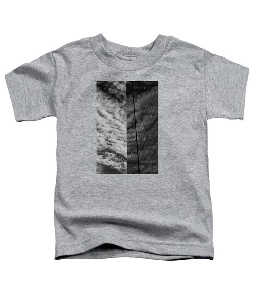Toddler T-Shirt featuring the photograph Sky Show by Lora Lee Chapman