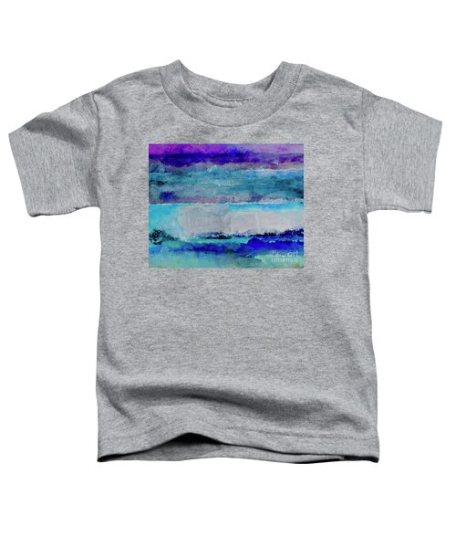 Sky Striations Toddler T-Shirt