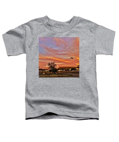 Sky Track #instasampa #ig_saopaulo Toddler T-Shirt