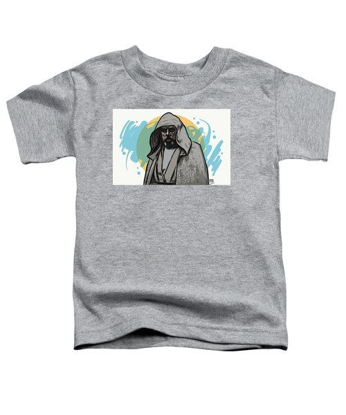 Toddler T-Shirt featuring the digital art Skywalker Returns by Antonio Romero
