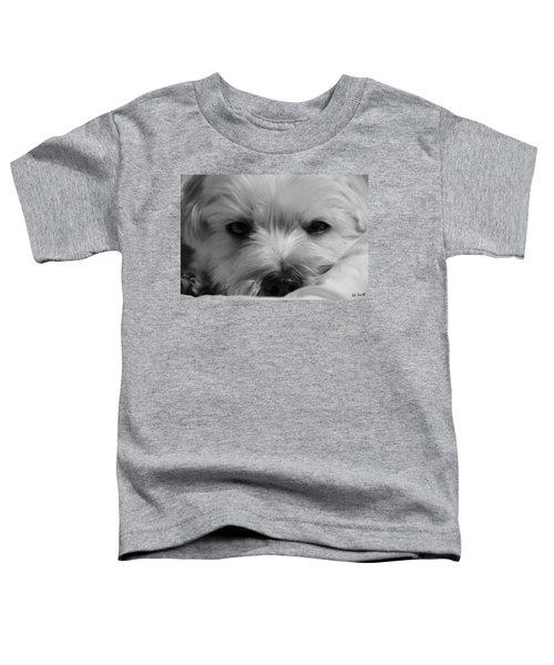 Sleepy Toddler T-Shirt