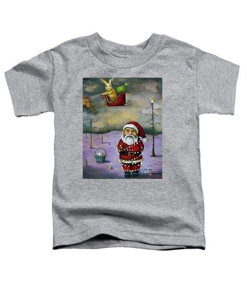 Sleigh Jacker Toddler T-Shirt