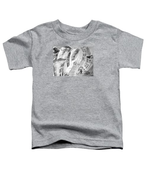 Slick City Toddler T-Shirt