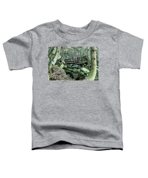 Slippery Rock Gorge - 1927 Toddler T-Shirt