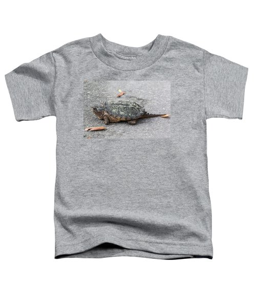 Slow Crossing 3 March 2018 Toddler T-Shirt