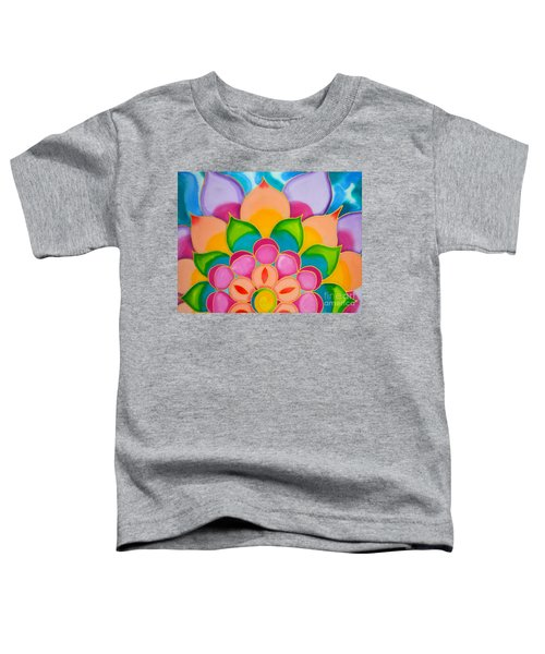 Small Lotus Caye Caulker Belize Toddler T-Shirt