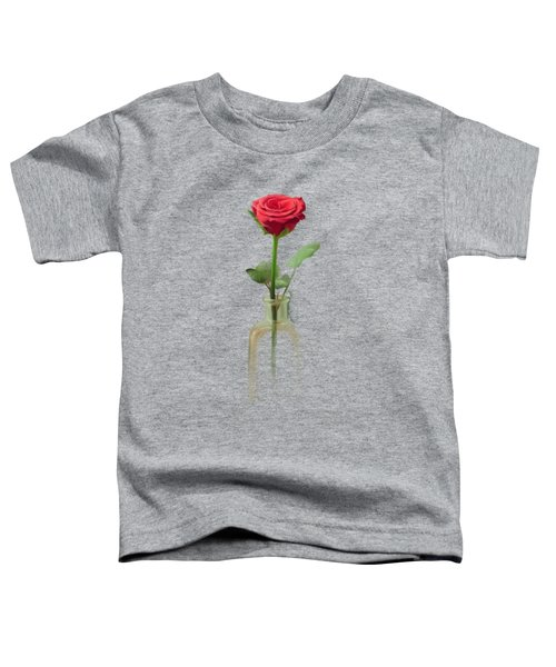 Smell The Rose Toddler T-Shirt