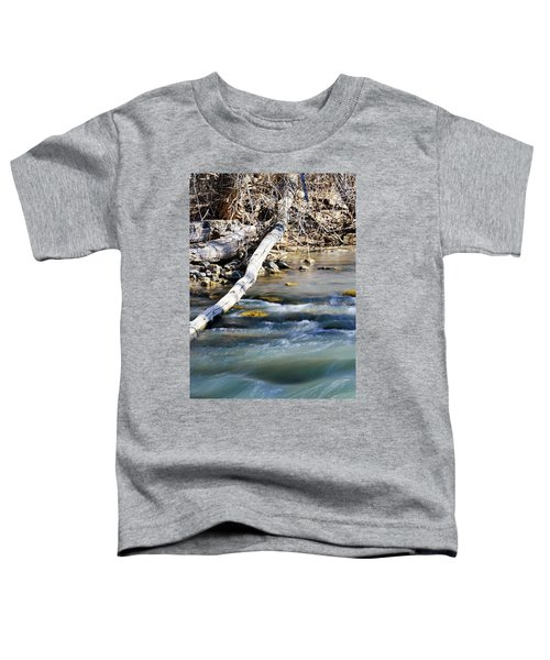 Smooth Water Toddler T-Shirt