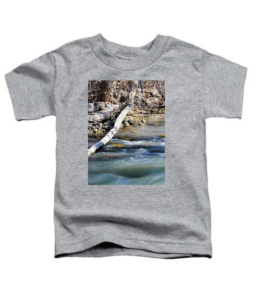 Smooth Water Toddler T-Shirt