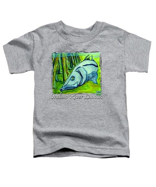 Snook Fish Toddler T-Shirt