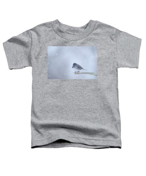 Snow Bird Toddler T-Shirt