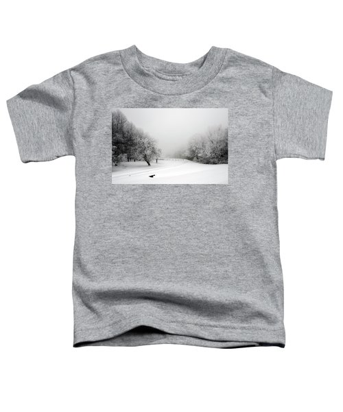Snow Bound Toddler T-Shirt