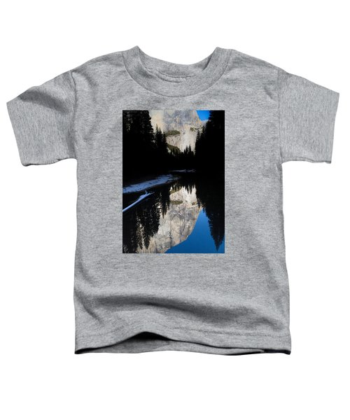 Snow Sneaks In Toddler T-Shirt