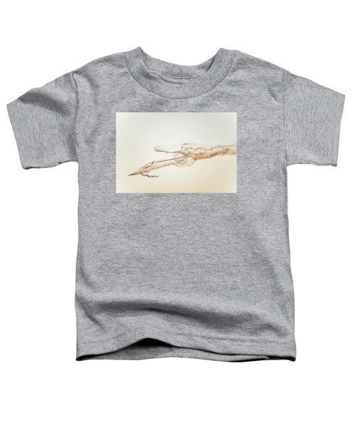 Snowbirds Over English Bay Toddler T-Shirt