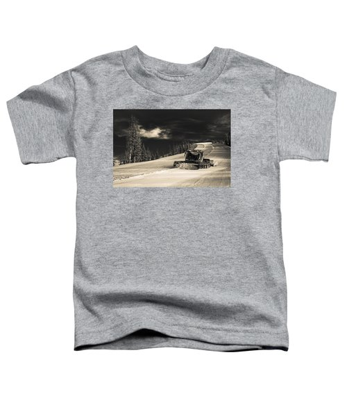 Snowcat Toddler T-Shirt