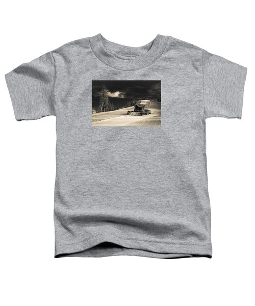 Snowcat Toddler T-Shirt