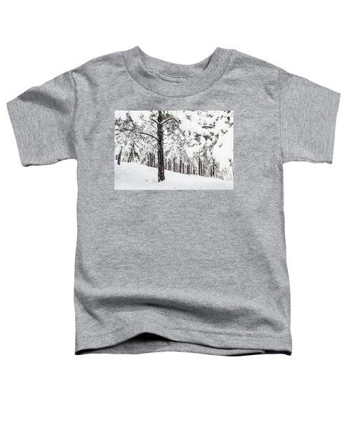 Snowy-4 Toddler T-Shirt