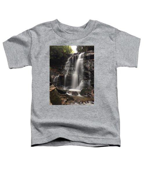Soco Falls-portrait Version Toddler T-Shirt