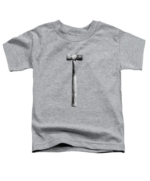 Soft Face Hammer Toddler T-Shirt