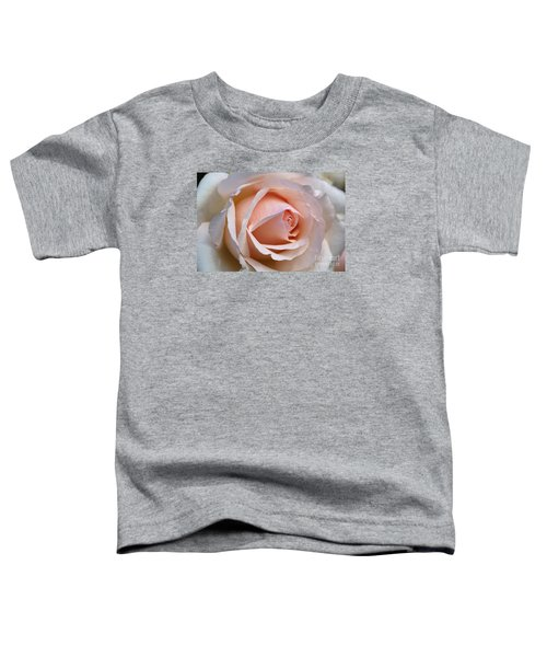 Soft Rose Toddler T-Shirt