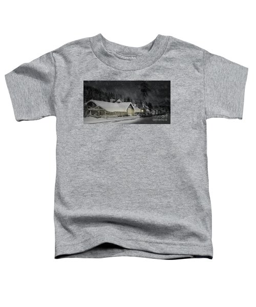 Solace From The Storm Toddler T-Shirt