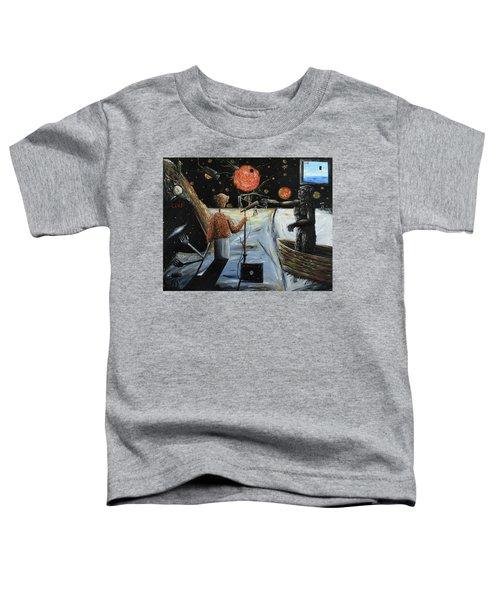 Solar Broadcast -transition- Toddler T-Shirt