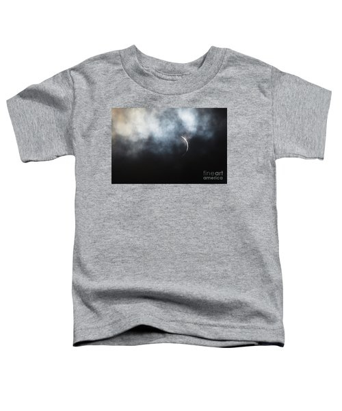 Solar Eclipse Toddler T-Shirt