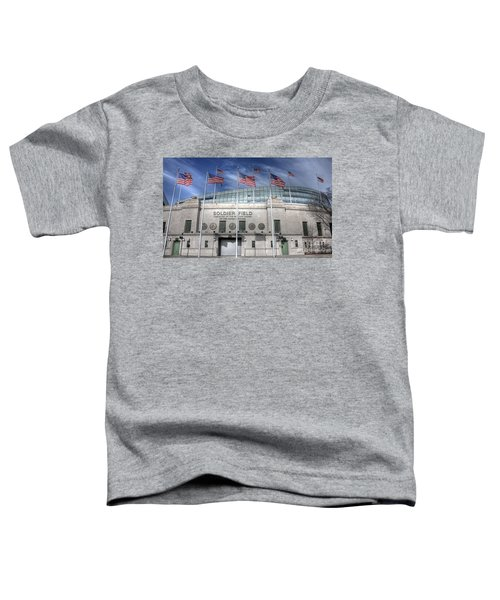 Soldier Field Toddler T-Shirt