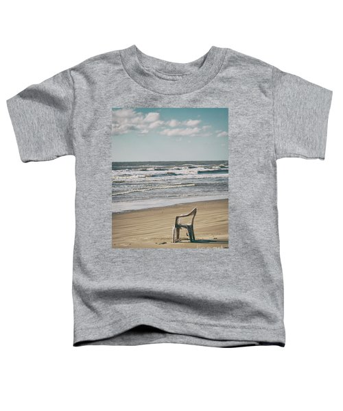 Solo On The Beach Toddler T-Shirt