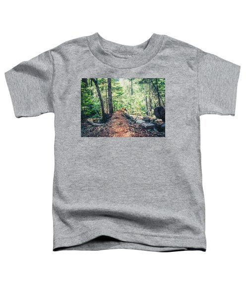 Somber Walk- Toddler T-Shirt