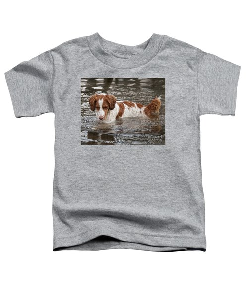 Something Under The Water Toddler T-Shirt
