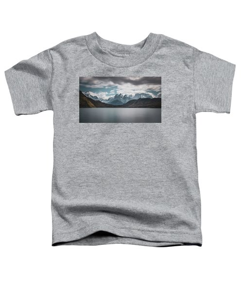 Somewhere Over The Mountain Range Toddler T-Shirt