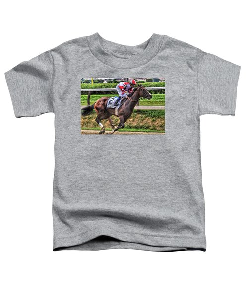 Songbird With Mike Smith Saratoga August 2017 Toddler T-Shirt