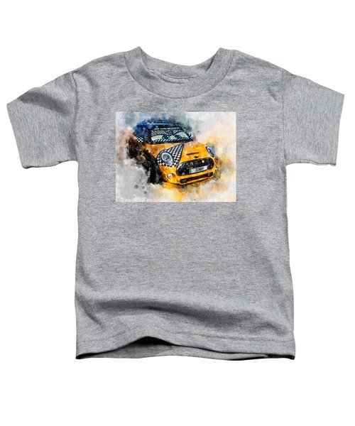 Sonny Watercolor Toddler T-Shirt