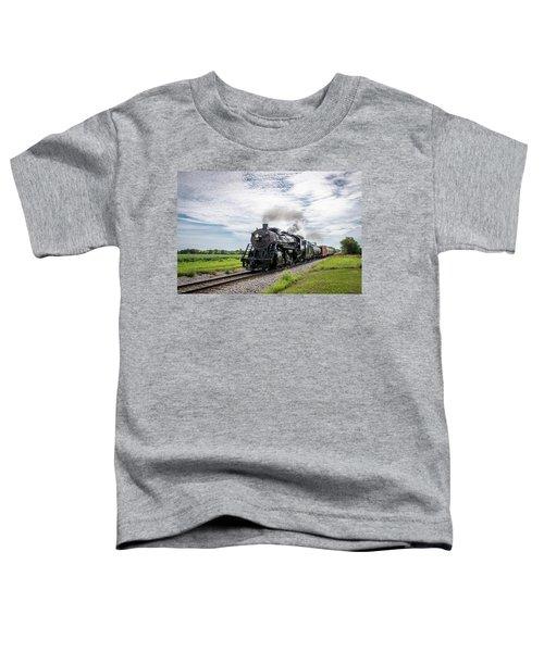 Soo 1003 At Darien Toddler T-Shirt