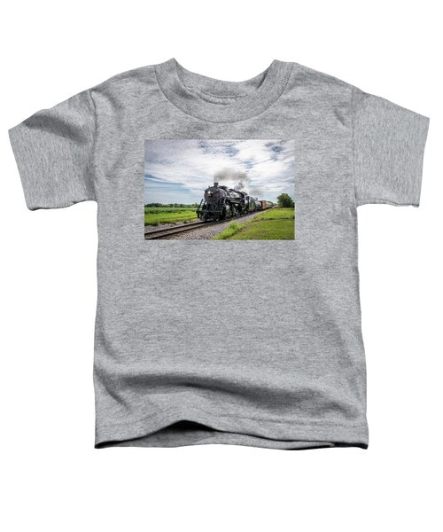 Soo 1003 At Darien Toddler T-Shirt