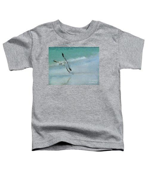 Sound Of Seagulls Toddler T-Shirt