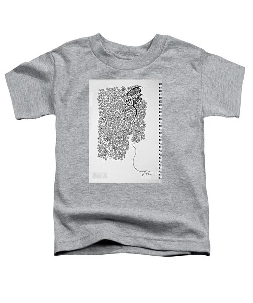 Soundless Whisper Toddler T-Shirt
