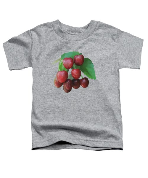 Sour Cherry Toddler T-Shirt