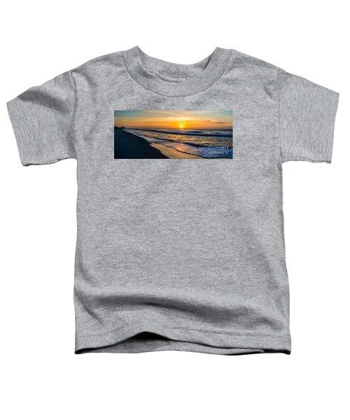 South Carolina Sunrise Toddler T-Shirt