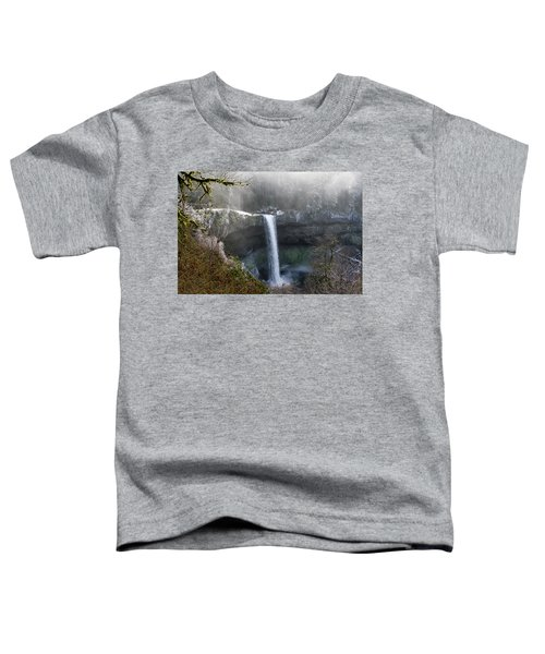 South Falls Shroud Toddler T-Shirt