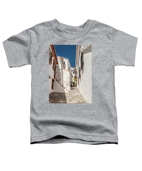 Spanish Street 1 Toddler T-Shirt