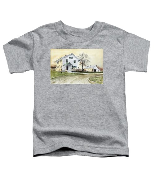 Sperry Homestead Toddler T-Shirt