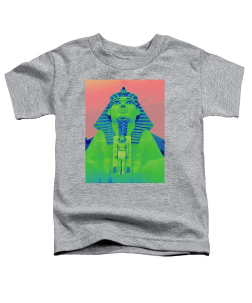 Sphinx At Luxor - 2 Toddler T-Shirt