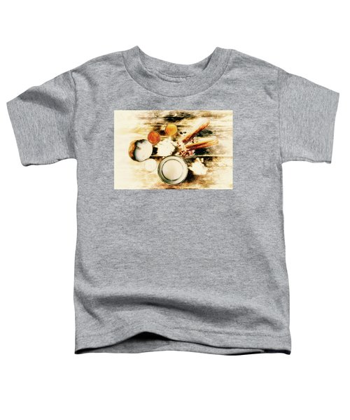 Spice Brown  Toddler T-Shirt