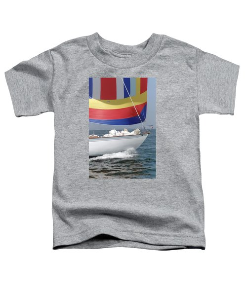 Spinnaker Run Toddler T-Shirt