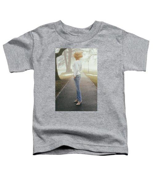 Spinning Toddler T-Shirt